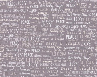 The Cookie Exchange by Sweetwater - Joy in Concrete (5624-13) - Moda - 1 Yard
