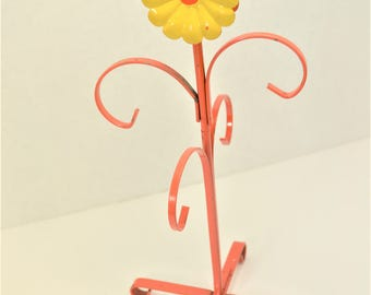 Very Cute Vintage Flower Mug Tree