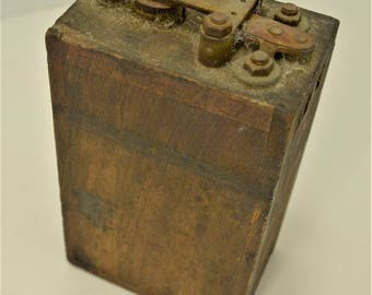 Antique Ford Model A spark plug coil