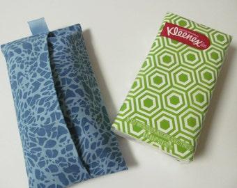 Tissue Case/Mosaic Flower