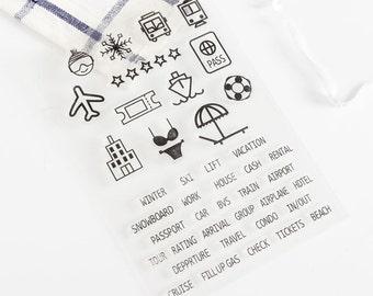Kalender-Stempel Stempel