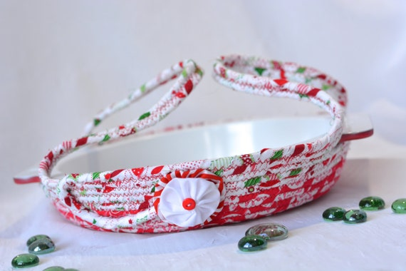 Christmas Pie Plate and Basket, Pie Cozy, Handmade Holiday Basket, Pie Carrier, Dessert Caddy, Christmas Bread Basket, Holiday Decoration