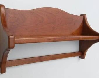 Quilt Hanger - Shelf - Cherry (2nd)