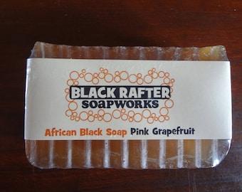 """Black Rafter SoapWorks """"African Black Soap"""""""