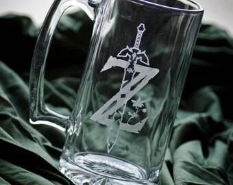 Legend of Zelda -  Breath of the Wilds 27 oz Mug