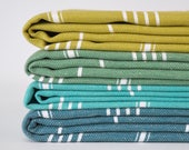 SALE 50 OFF/ Select a Color / Turkish Beach Bath Towel / Classic Towels