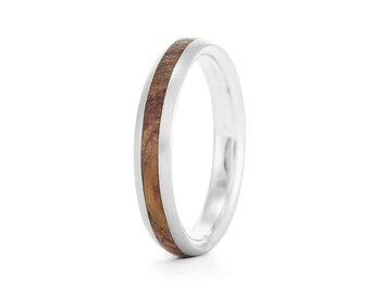 Native Oval - wood rings UK