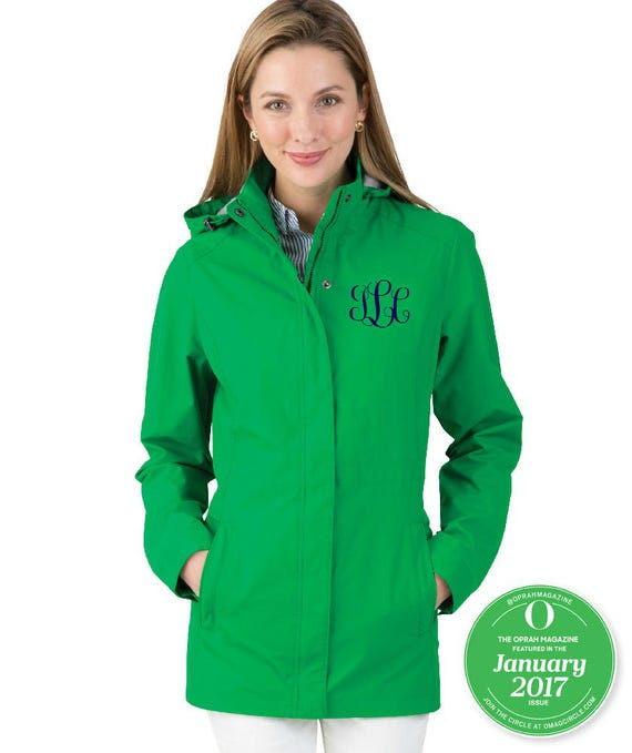 Women's Logan Jacket--As Seen in Oprah Magazine!