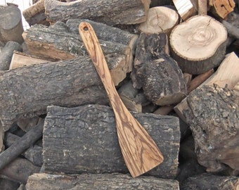 Hand Made Olive Wood Spatula