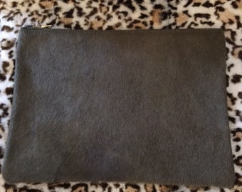 """Military Green Big Pouch his/hers 10""""x14"""""""