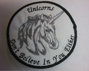 Unicorns Patch