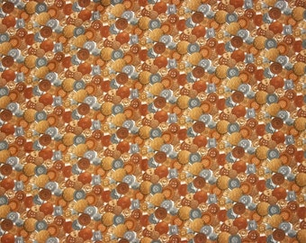 Button Fabric, By The Yard, Blank Textile Fabric, Sewing Fabric, A Stitch In Time Collection, Quilting Fabric, Accent Fabric, Novelty Fabric