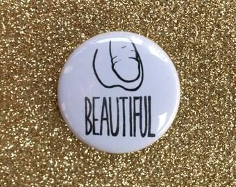 Beautiful Penis Pin