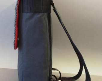 "iPad Pro 12.9"" Rucksack Messenger Bag with Harris Tweed option"