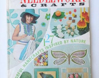 Vintage McCall's Needlework and Crafts Spring-Summer 1971 Magazine