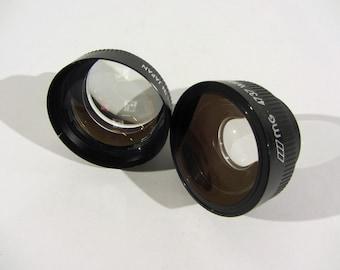 Vintage Camcorder Lens