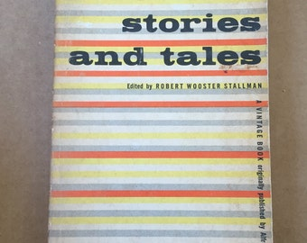 Stephen Crane: stories and tales 1955