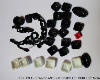 antique cabochons/30/1920