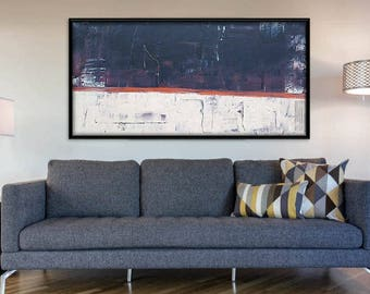 60x30 Inch Extra Large Abstract Painting. Extra Large Wall Art. Large Abstract Painting. xl Abstract Art. XL Painting. Abstract Wall Art