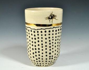 Wheel Thrown Coffee Mug, Tea Mug, Wine Cup