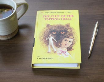 The Clue of the Tapping Hills Nancy Drew Journal