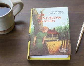 The Bungalow Mystery Nancy Drew Journal