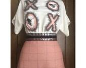 XO Silk Blouse (Custom Order)