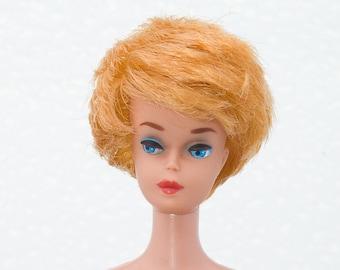 Vintage Barbie Lemon Bubblecut 1960s - Original & Unretouched