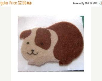 SALE Sweet Fuzzy Hamster Guinea Pig Sticker
