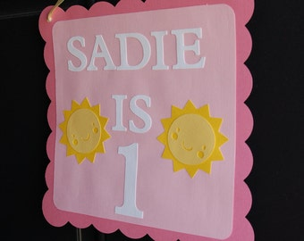 Sunshine Door Sign, Sunshine Welcome Sign, You Are My Sunshine Door Sign, Sunshine Birthday, Sun