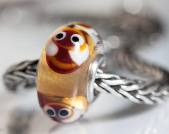 Small core bees Artisan Bead SRA Lampwork Beads BHB
