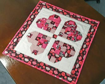 Valentine Hearts Tabletopper