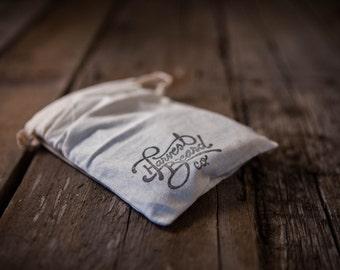 Beard or Shave, Grooming kit bag