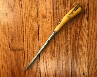 Vintage Bakelite Sheffield Knife Sharpener