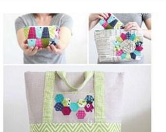 Tote Bag Pattern Sewing Weekend Essentials VC1231