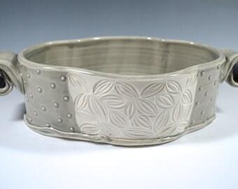 Custom Casserole Dish Baking Dish for Lis and Michael's Wedding Registry