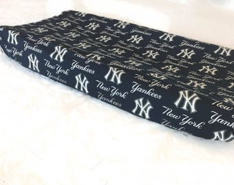 New York Yankees Baby Changing Pad for Nursery. New York Yankees Baby. New York Yankees Nursery. New York Yankees baby.