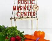Seattle Public Market Billboard kit