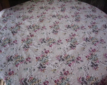 Victorian Tapestry Upholstery Fabric