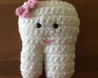 Tooth Fairy Mini Pillow