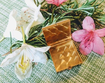 Mother of Pearl Pill Box // Vintage Pill Box // Mother of Pearl