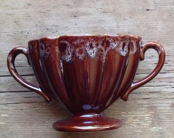 Vintage Kernewek Pottery Vase