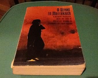 Book A Street in Marrakech Paperback 1980