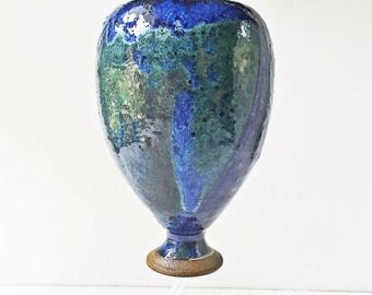 Wheel Thrown Hummingbird Feeder - Handmade Ceramic Bird Feeder - Pottery Bird Feeder - Hanging Bird Feeder - Bird Lover Gift - Outdoor Decor