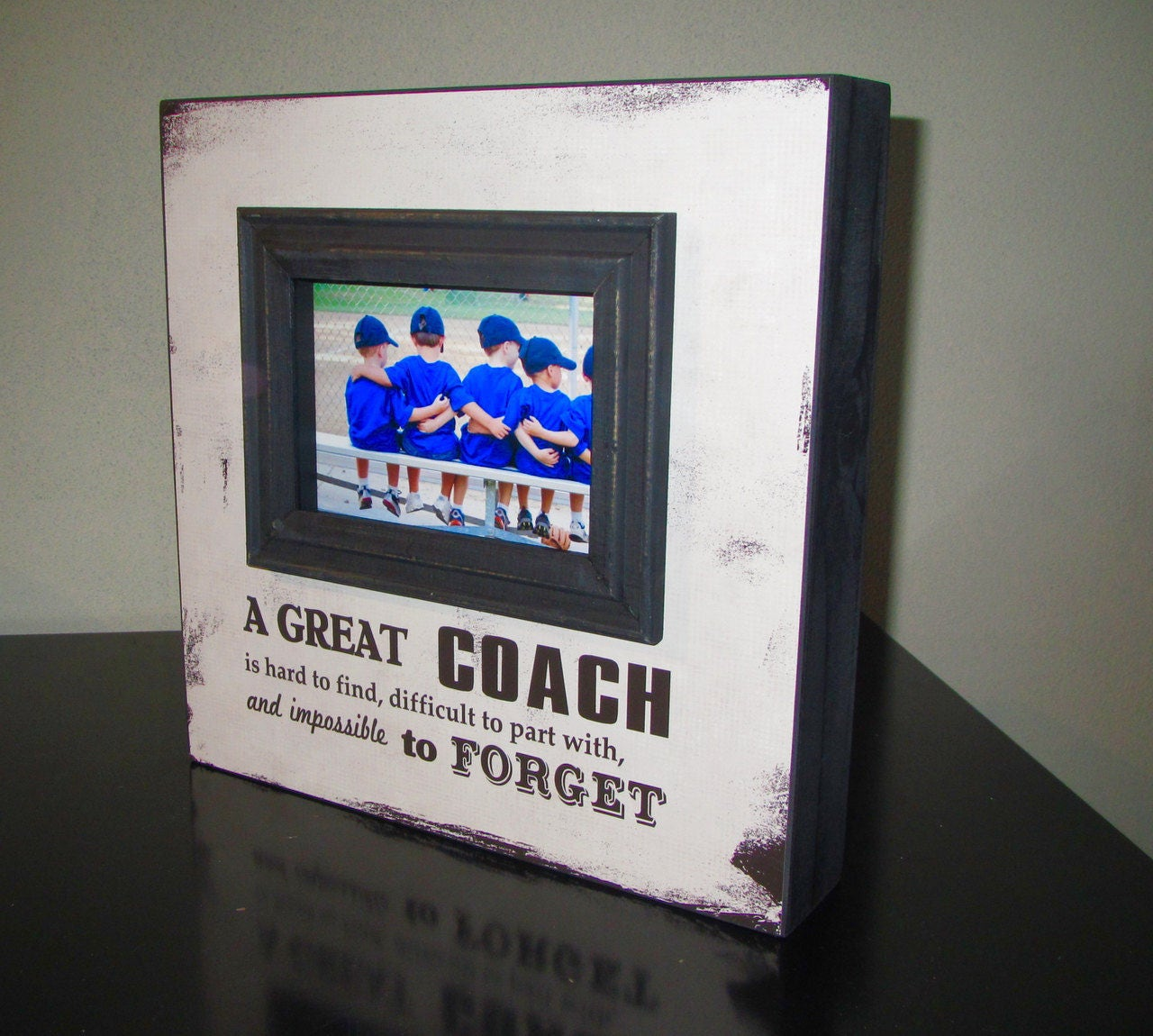 Coach gift coach frame sports team frame picture frame a great 4200 jeuxipadfo Gallery