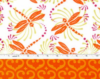 Fabric Bundle - Dragonfly Fabric - Fabric by the Yard - Michael Miller Fabric