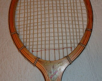 Autograph Free Swing Tennis Racket