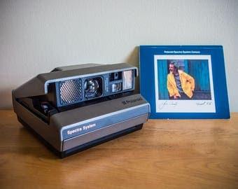 Polaroid Spectra System, Polaroid Camera, Instant Film, Polaroid, Film Camera, Vintage, Mint Condition, Polaroid Film, Spectra System, Film,