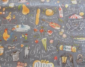 1 Yard of Brenda Walton Colette Paris by Blend Fabrics