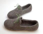 Upgrade for gray loafers woth rubber soles and express shipping.